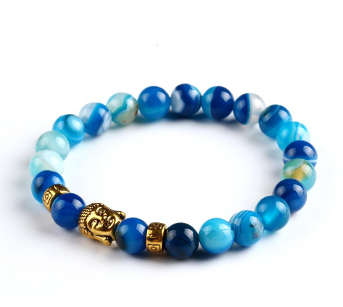 Gold Buddha Bracelet - 123 Express Shop - 1
