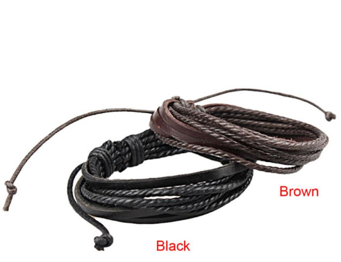 Wrap Leather Bracelet - 123 Express Shop - 5