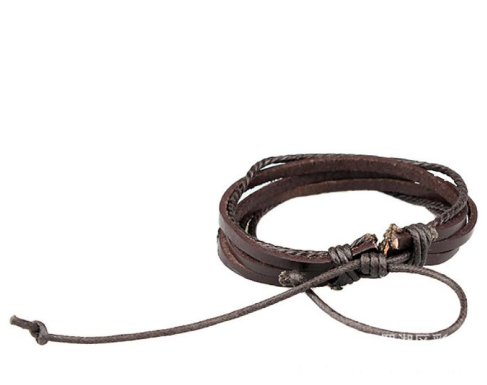 Wrap Leather Bracelet - 123 Express Shop - 3