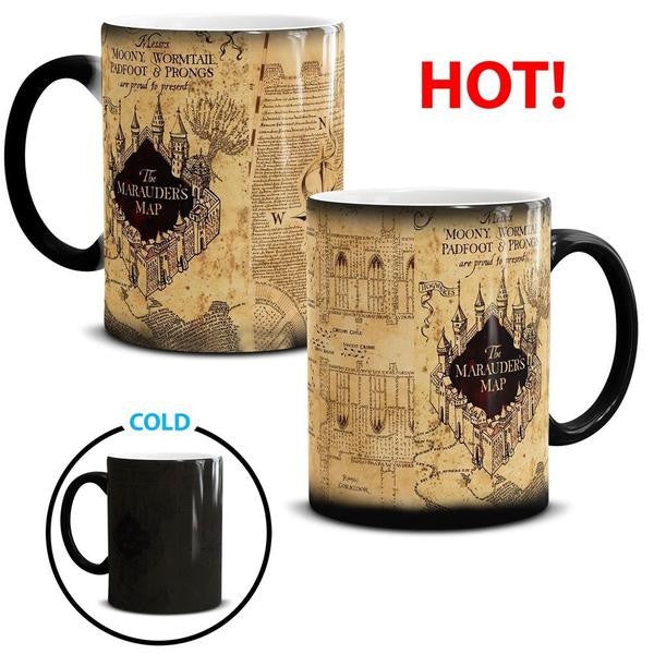 Color Changing Heat Sensitive Mug