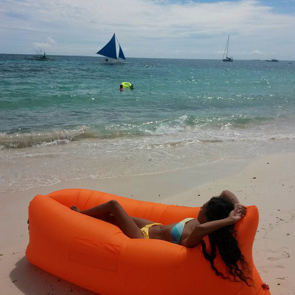 Inflatable Air Lounger - 123 Express Shop - 12