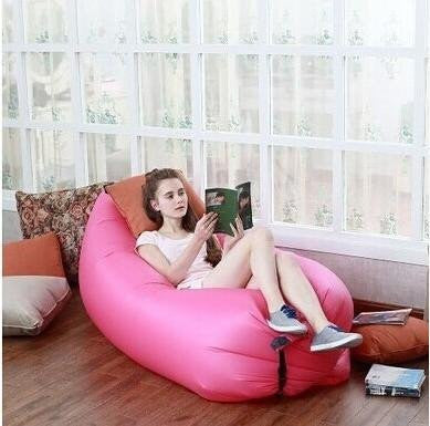 Inflatable Air Lounger - 123 Express Shop - 5