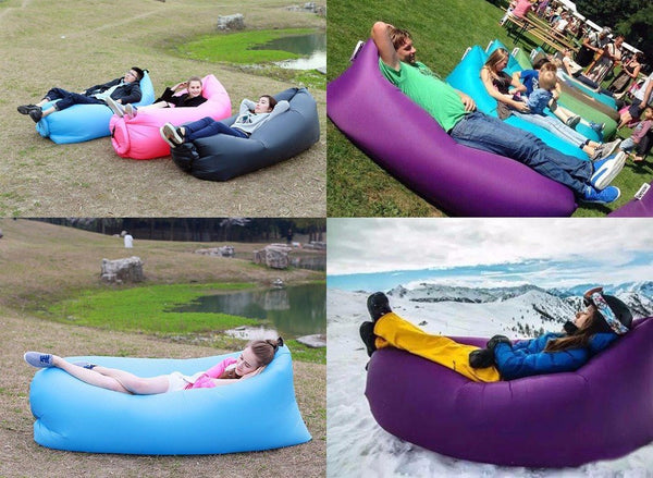 Inflatable Air Lounger - 123 Express Shop - 17
