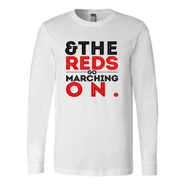 The Reds Go Marching On - 123 Express Shop - 5