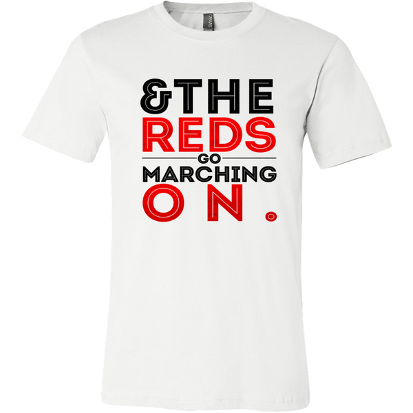 The Reds Go Marching On - 123 Express Shop - 2