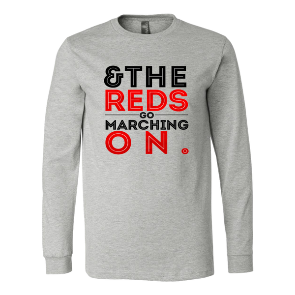 The Reds Go Marching On - 123 Express Shop - 4