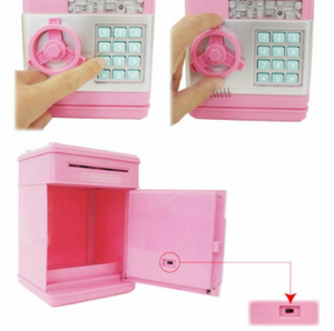 Piggy Bank Deposit Box