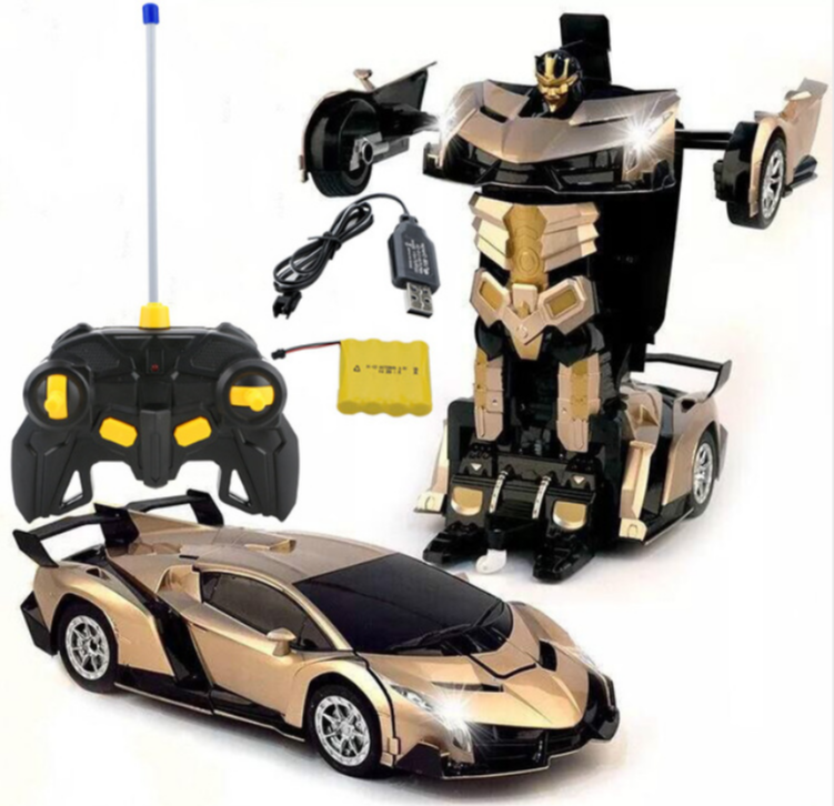 Transformer Robot Car with Remote Controller