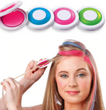Washable Hair Dye Set (4pc)