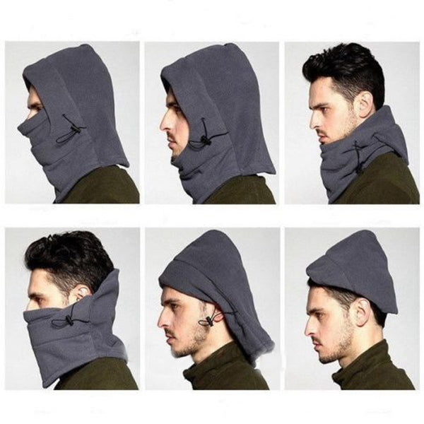 Multifunction Beanie Hat