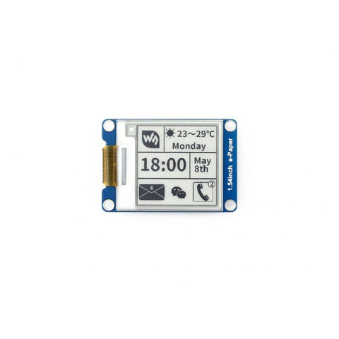 1.54inch E-Ink E-Paper Display Module