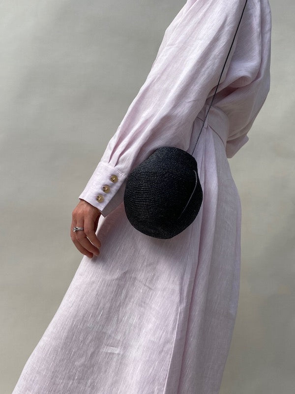 Porto Dawn Linen Shirt Dress