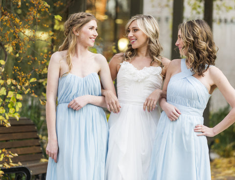 How to Make Your Introverted Bridesmaids Feel Comfortable