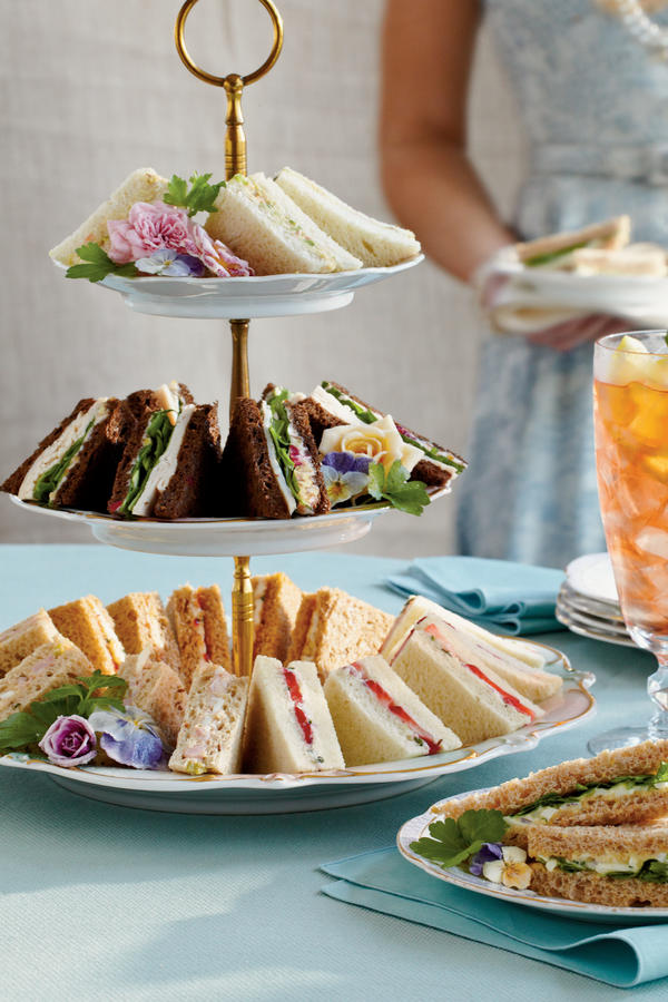 High Tea - Sandwiches