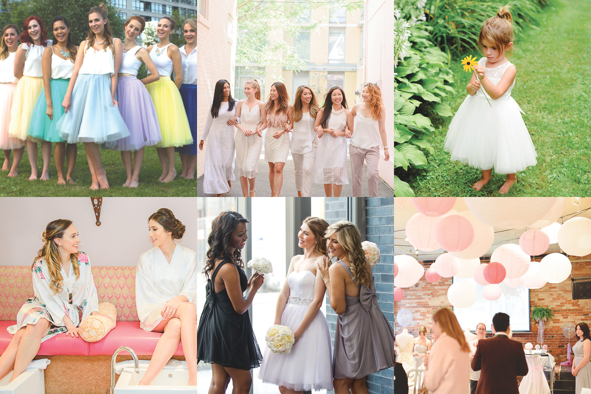 about pastel dress party