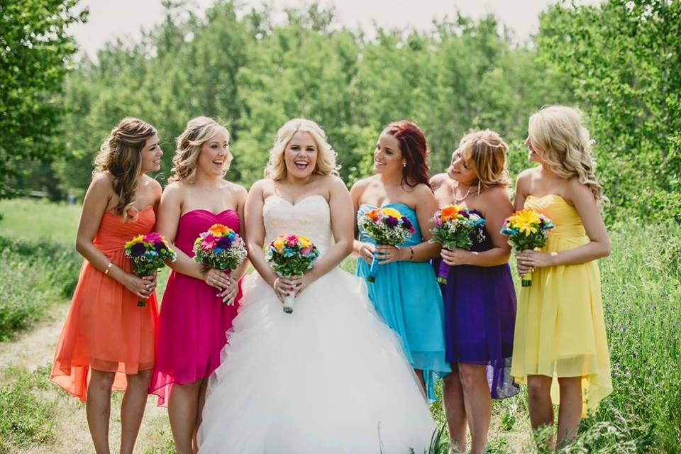 pastel-dress-party-bridesmaid-dresses-rainbow
