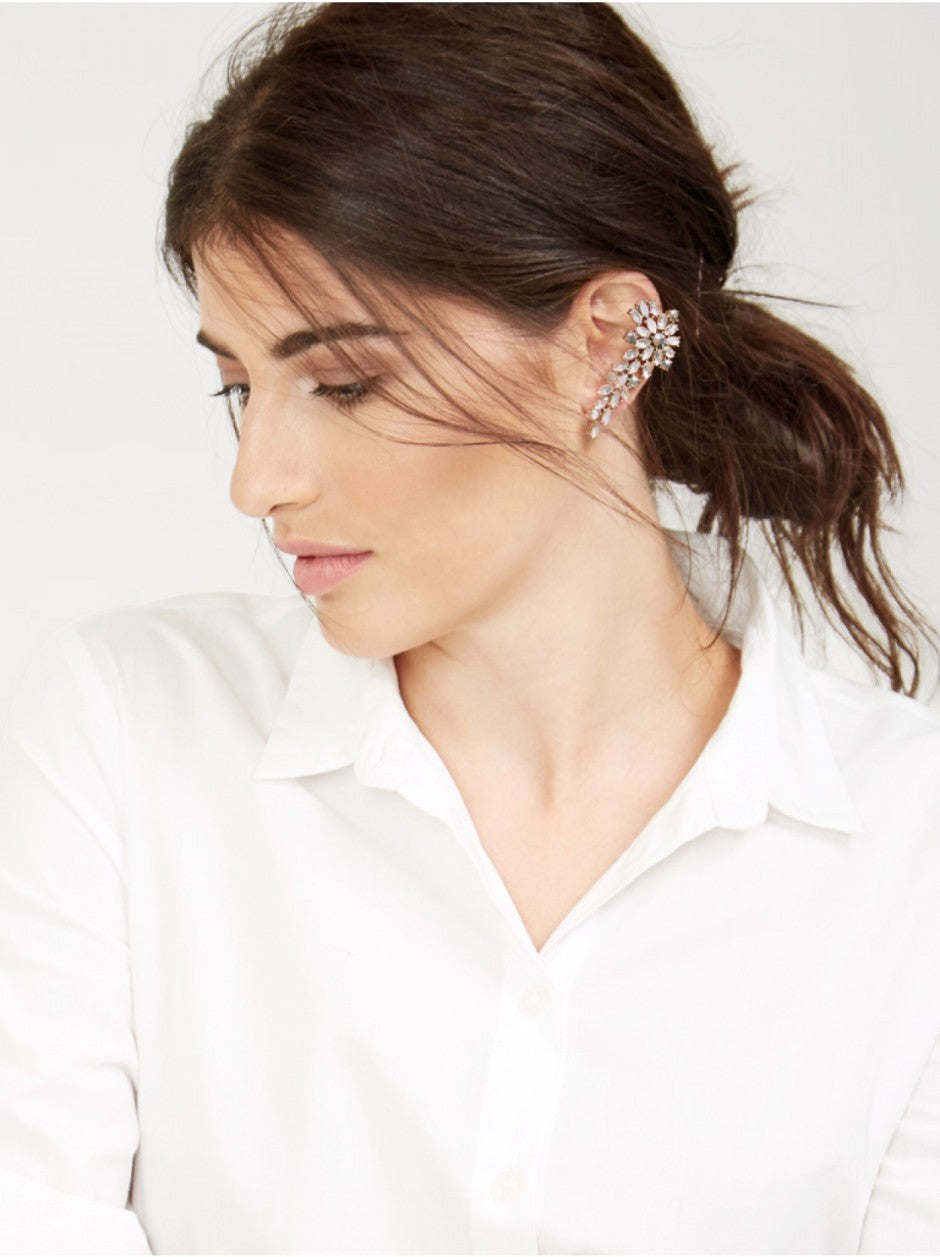 eclectic ear crawler bridal accessories
