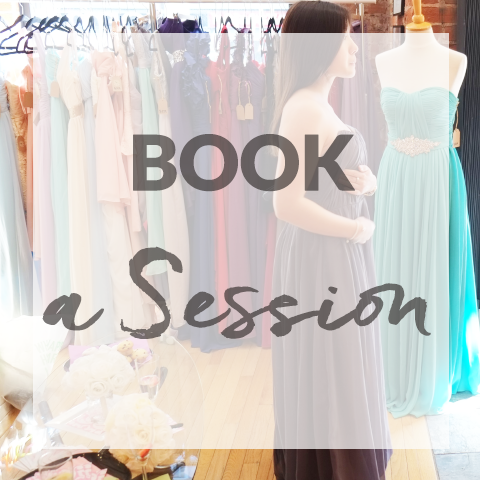 Pastel Dress Party Style Consultation