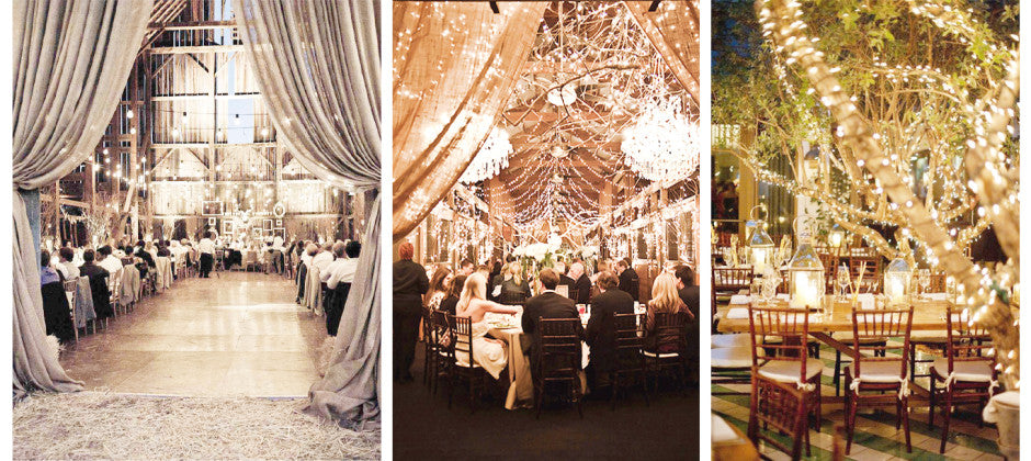 rustic venue inspirations