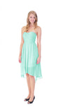 Megan Short Dress - pasteldress
