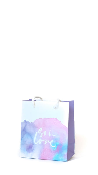 """So In Love"" Gift Bag Small - Pack of 3 - pasteldress"
