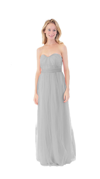 Kelly Convertible Bridesmaid Dress - PastelDressParty