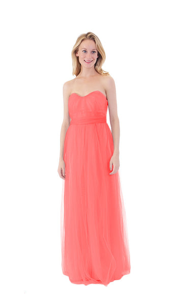 pastel-dress-party-bridesmaid-dresses-salmon-tulle-convertible