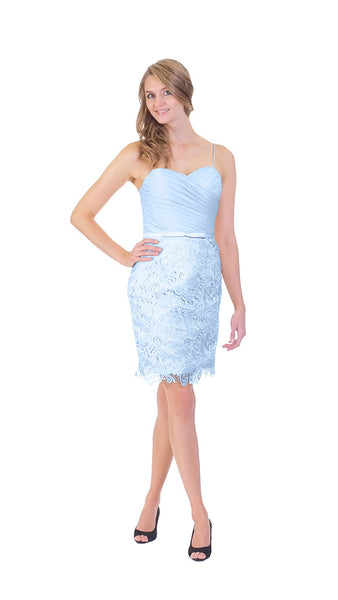 Laci Dress - pasteldress