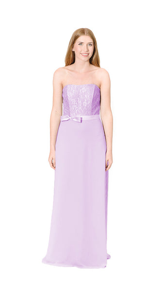 Nicole Lace Bridesmaid Dress - PastelDressParty