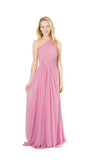 pastel-dress-party-bridesmaid-dresses-rose-chiffon-long