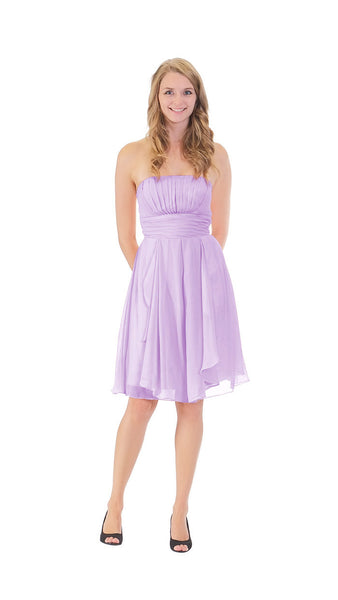 Sherry Short Dress - pasteldress