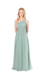 Sophia One Shoulder Bridesmaid Dress - PastelDressParty