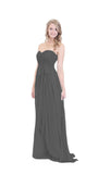 pastel-dress-party-bridesmaid-dresses-charcoal-grey-chiffon-long