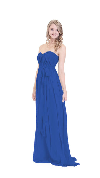 pastel-dress-party-bridesmaid-dresses-chiffon-cobalt-blue