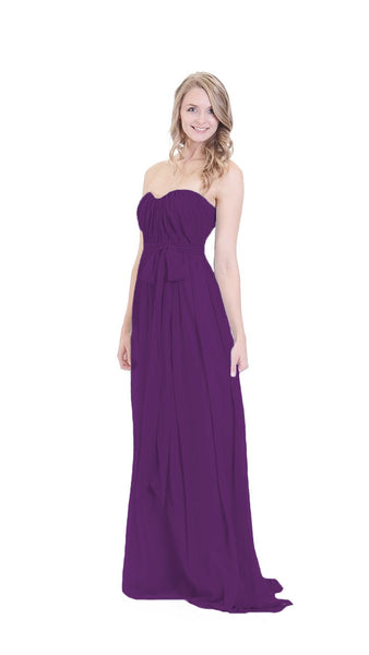 pastel-dress-party-bridesmaid-dresses-chiffon-deep-purple