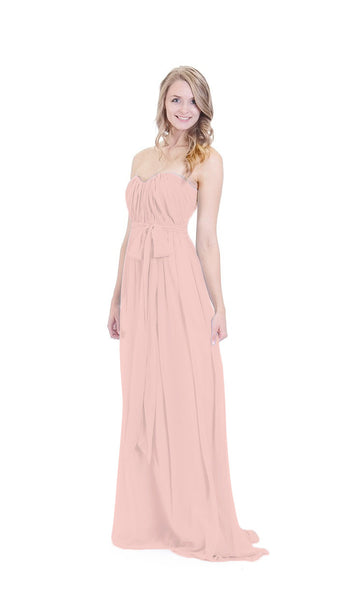 pastel-dress-party-bridesmaid-dresses-dusty-pink-chiffon-long