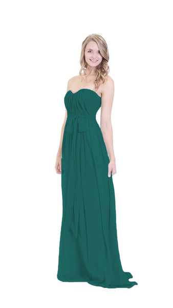 pastel-dress-party-bridesmaid-dresses-chiffon-emerald