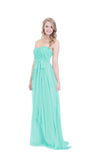 pastel-dress-party-bridesmaid-dresses-chiffon-mint