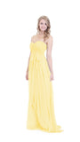 pastel-dress-party-bridesmaid-dresses-pale-yellow-chiffon-long