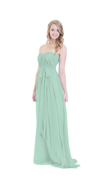 pastel-dress-party-bridesmaid-dresses-chiffon-sage-green