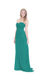 pastel-dress-party-bridesmaid-dresses-chiffon-teal