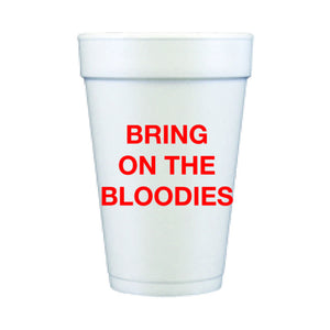 Bring on the Bloodies