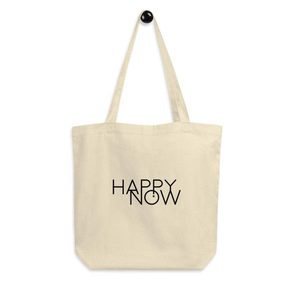 HAPPY NOW - Eco Tote Bag