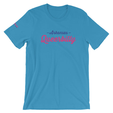 ARKANSAS QUEERBILLY Short-Sleeve Unisex T-Shirt