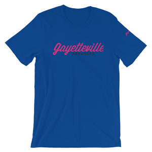 GAYETTEVILLE ARKANSAS Short-Sleeve Unisex T-Shirt