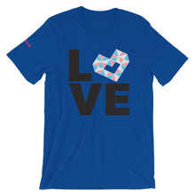 Load image into Gallery viewer, LOVE TRANS Short-Sleeve Unisex T-Shirt