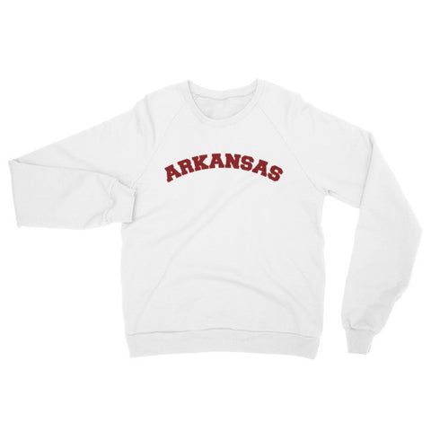 Arkansas Raglan sweater | The Inked Elephant