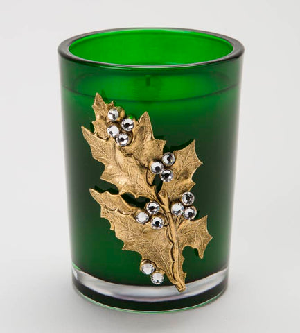 Noble Fir 8 oz. Holly Candle