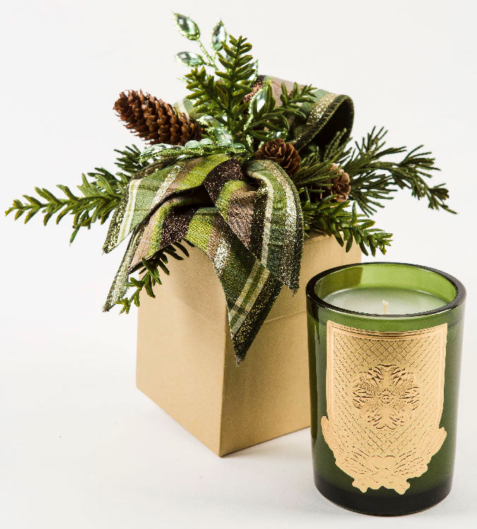 Noble Fir 8 oz. Gift Box Candle