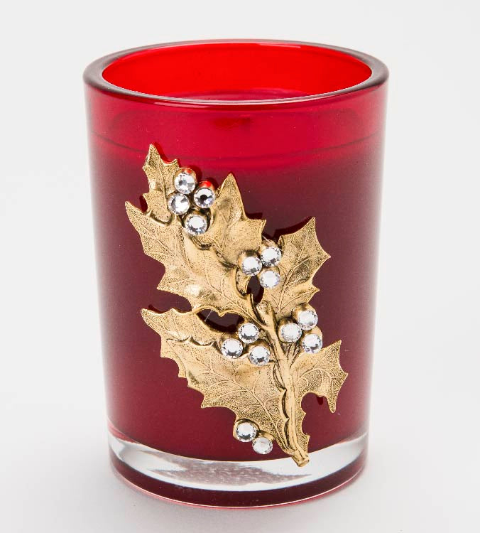 Noel 8 oz. Holly Candle
